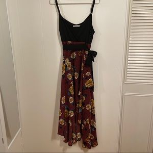 3 for $30 Rosegal Hi Low Sunflower Dress